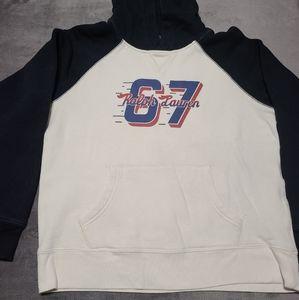 Polo Ralph Lauren Boys hoodie sz L